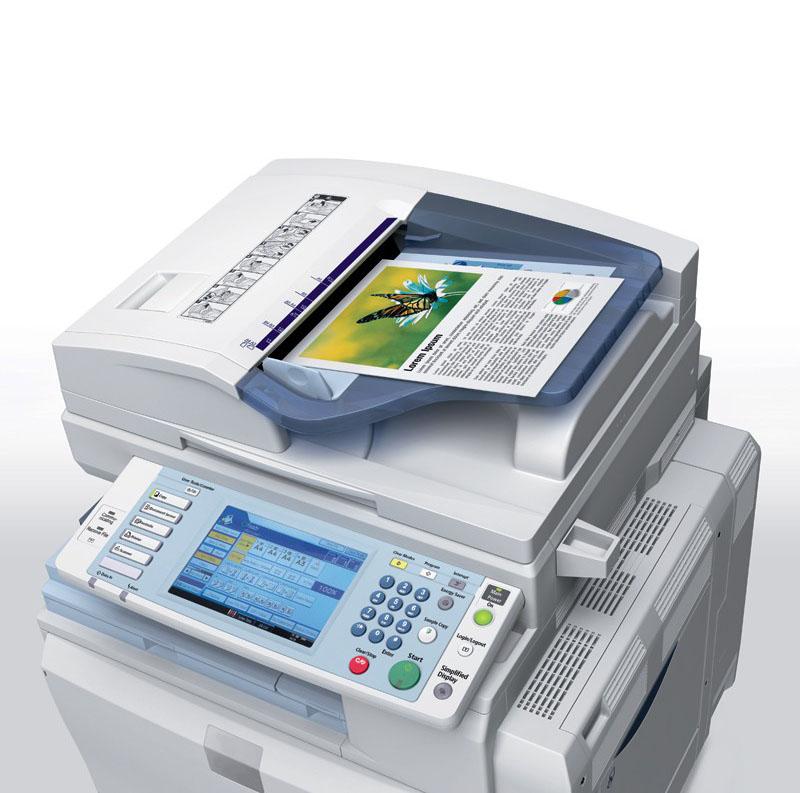 리코 MP C5000(4500) 복사/인쇄/스캔(임대)
