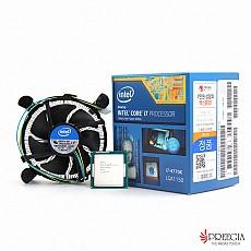 인텔 코어i7-4세대 4770K (하스웰) (정품)
